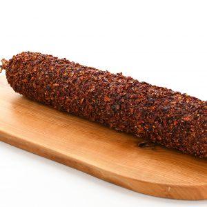salami bruschetta